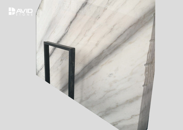 Factory lowest white marble price high purity whiteness 95 glossy polishing